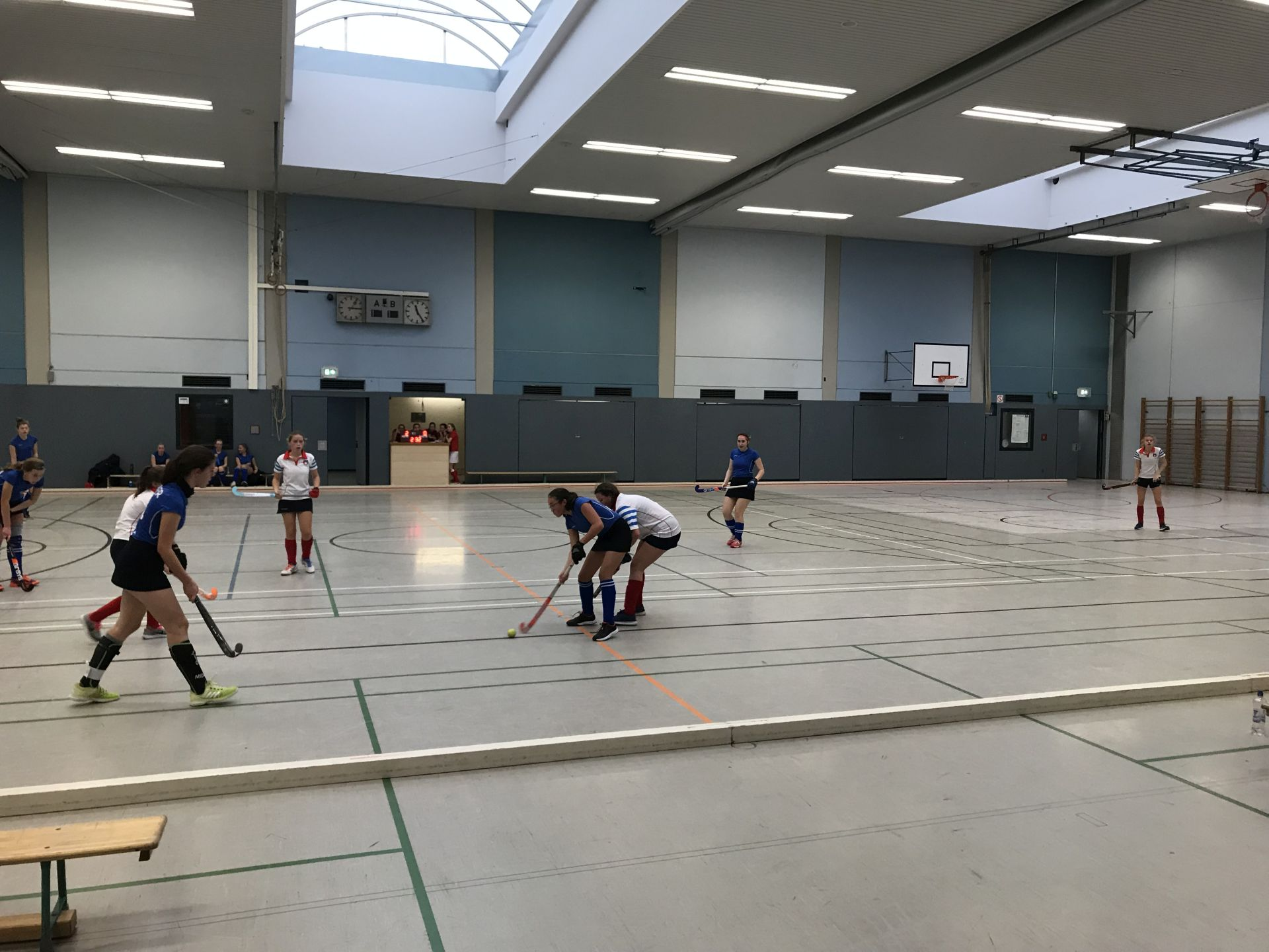 Weibliche Jugend B (U16) Spieltag am 09.12.2018 in Koblenz